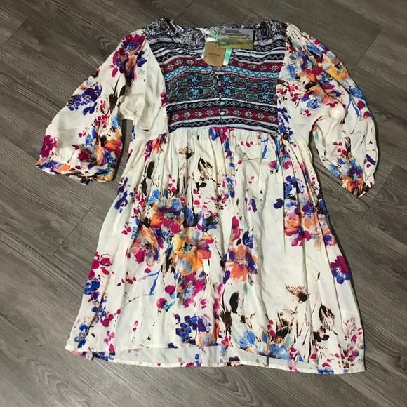 Umgee Dresses & Skirts - Umgee super cute dress NWT size Medium